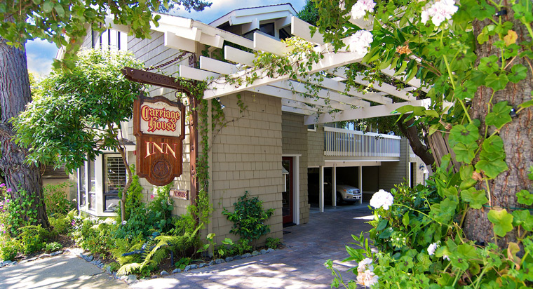 Carriage House Inn, Carmel-by-the-Sea