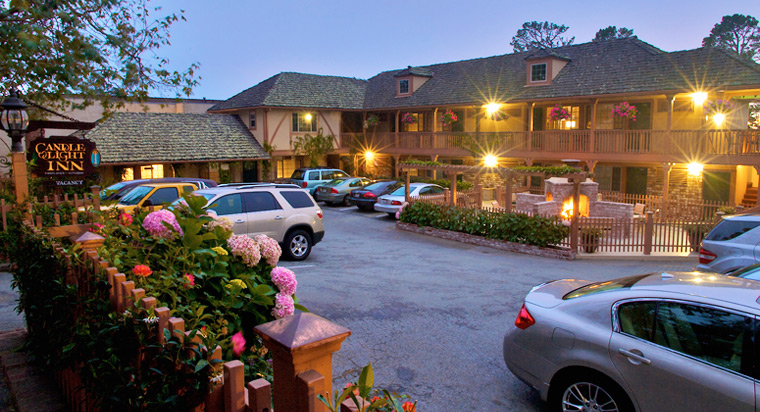 Candle Light Inn, Carmel-by-the-Sea