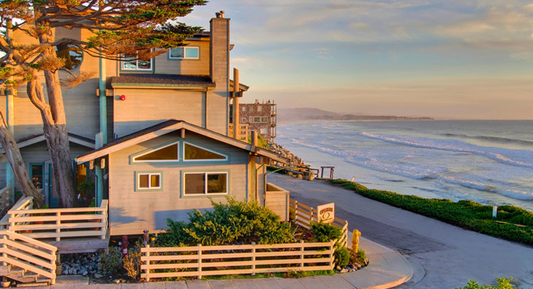 Cypress Inn on Miramar Beach, Half Moon Bay